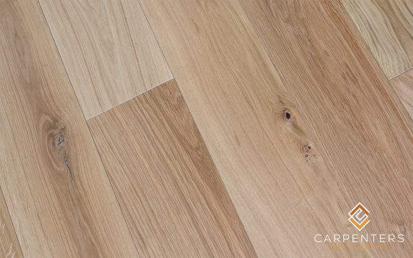 Carpenters Solid Oak Lacquered 125